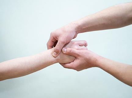 ハンドセラピー(手・手指のリハビリ)