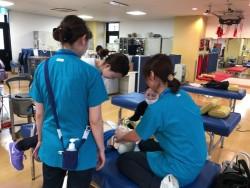 看護師対象 BLS研修会開催